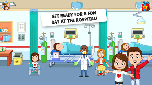 My Town : Hospital and Doctor Games for Kids  screenshots 2