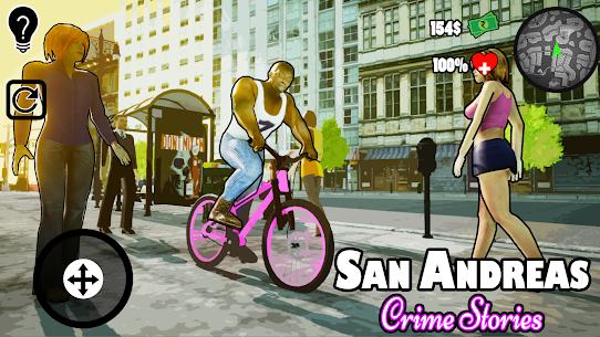 Free San Andreas Crime Stories Apk Download 2021 3