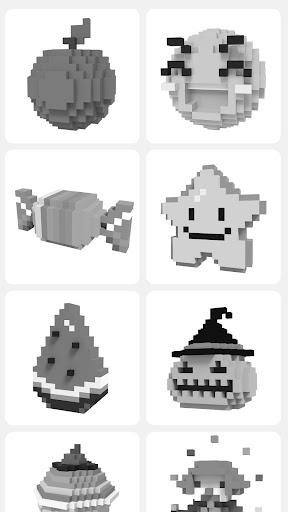 Pixel.ly 3D 1.0.4 screenshots 1