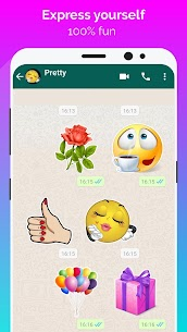WhatSmiley – Smileys, GIF, emoticons & stickers 6