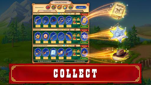 Jewels of the Wild Westu30fbMatch 3 Gems. Puzzle game apktram screenshots 19