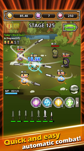 Blade Crafter android2mod screenshots 9