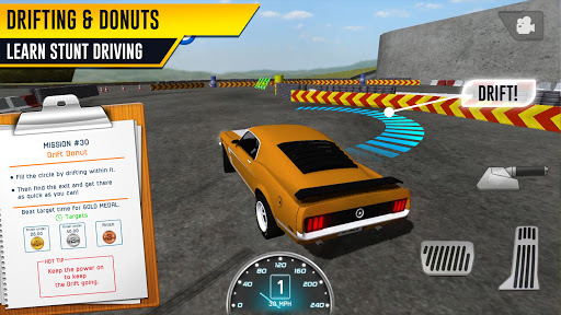 Race Driving License Test 2.1.2 screenshots 3