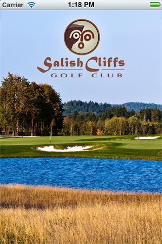 salish cliffs golf club screenshot 1