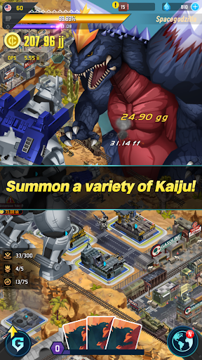 Godzilla Defense Force  screenshots 2