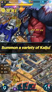 Free Godzilla Defense Force 4