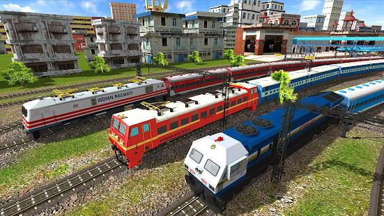 Indian Train Simulator 2018 - Free 1.16 Screenshots 2