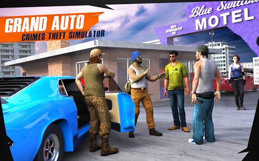 Gangsters Auto Theft Mafia Crime Simulator 1.6 Screenshots 9