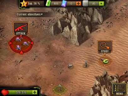 Evolution: Battle for Utopia. Shooting games 4