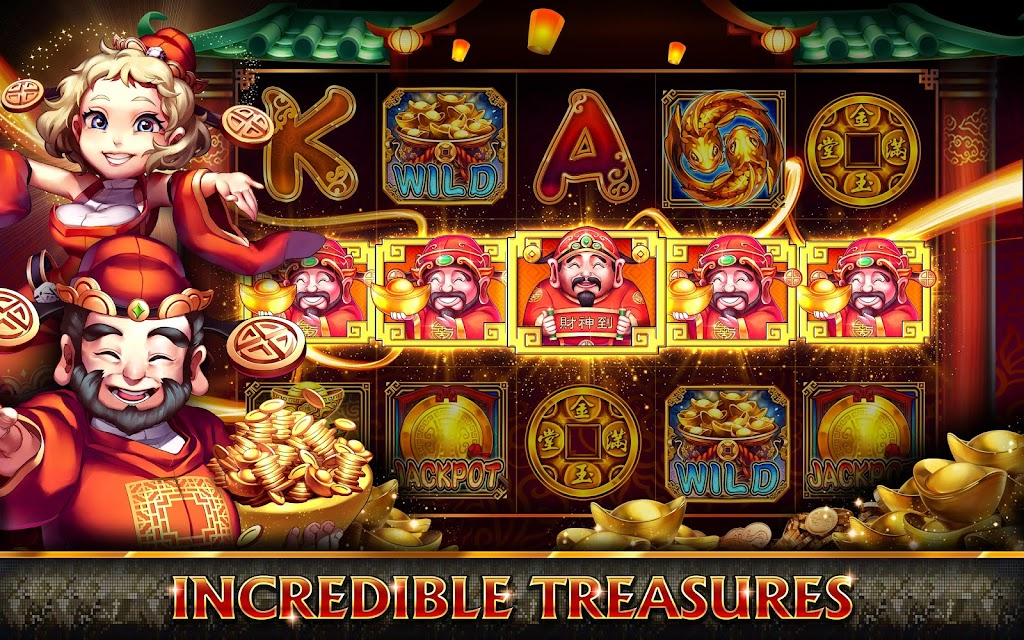 Let's Vegas Slots - Casino Slots poster 5