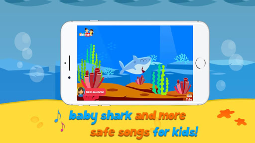 KidsTube - Youtube For Kids And Safe Cartoon Video screenshots 7
