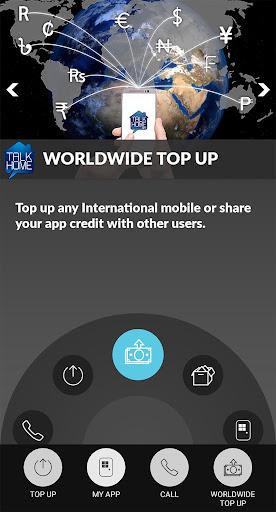talk home: cheap international calls screenshot 2