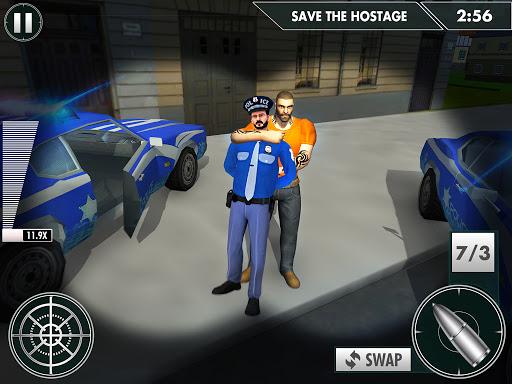 City Sniper Shooter Mission: Sniper Games Offline 1.3 screenshots 8