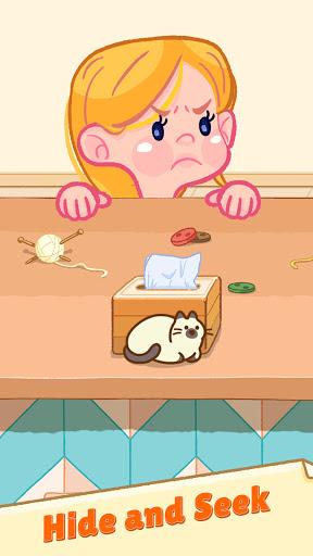 Kitten Home: Decorate Adorable House For Neko  screenshots 3