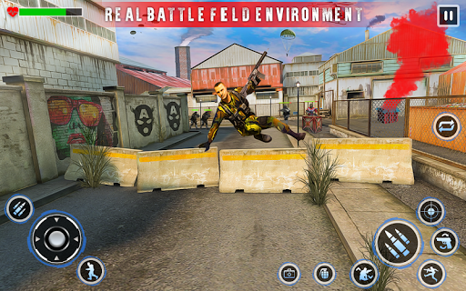 Modern Commando Secret Mission - FPS Shooting Game 1.0 screenshots 2