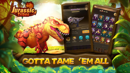 Jurassic Tribes 1.2.30 screenshots 2