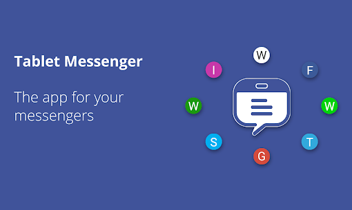 Tablet Messenger 4