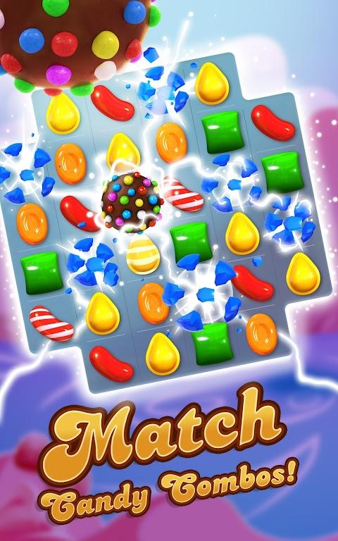 Candy Crush Saga  poster 8