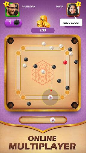 Carrom Friends : Carrom Board & Pool Game 1.0.31 screenshots 17