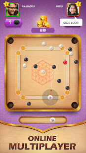 Carrom Friends : Carrom Board & Pool Game 1.0.33 Screenshots 9
