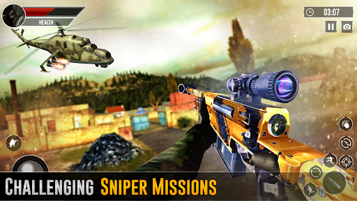 IGI Sniper 2019: US Army Commando Mission 1.0.13 Screenshots 10