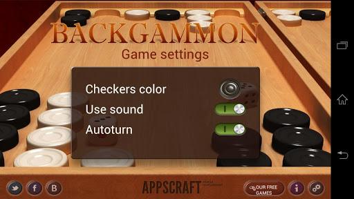 Backgammon 3.5 Screenshots 4