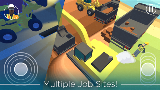 Dig In: An Excavator Game 1.6 screenshots 2