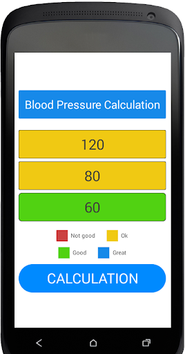 Blood Pressure Calculation 1.1.1 screenshots 8