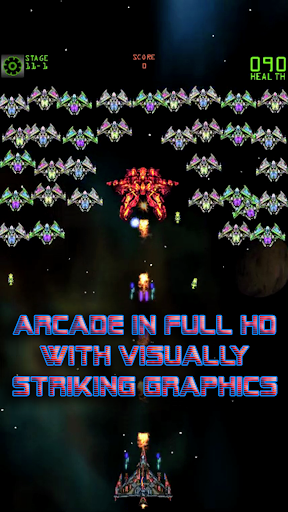 Exoclipse Drones - Space Shooter Latest screenshots 1