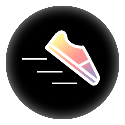 Flyrun running app icon