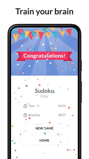 Sudoku Addict 1.0.83 screenshots 4