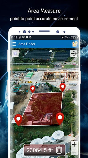 Satellite Finder (Area Calculator) Dish Pointer 1.0.6 Screenshots 9