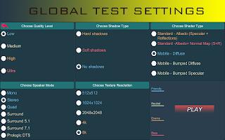 FPS Test 3D Benchmark - Booster