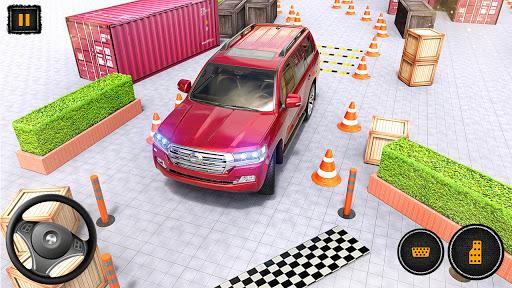 Modern Prado Car Parking Game - Free Games 2020 2.5 screenshots 3