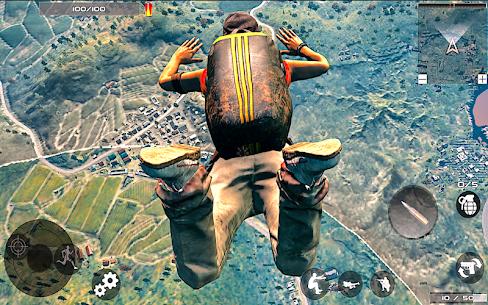 Legends Battle Free Firing Epic Survival Aim Fire. 1