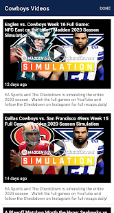 Football Team News - NFL edition