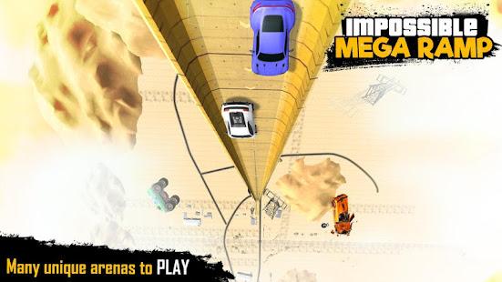 Impossible Mega Ramp 3D