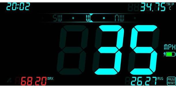 DigiHUD Speedometer Apk 1