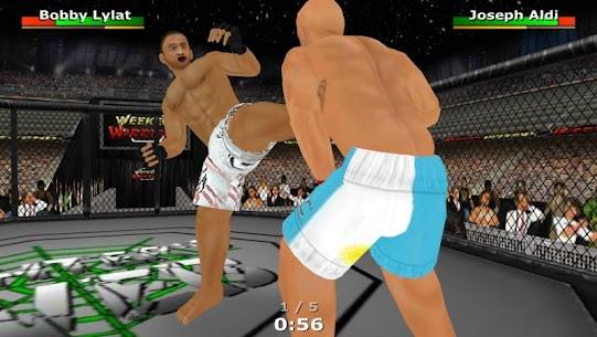Weekend Warriors MMA MOD Apk 1.2 (Unlocked) 1