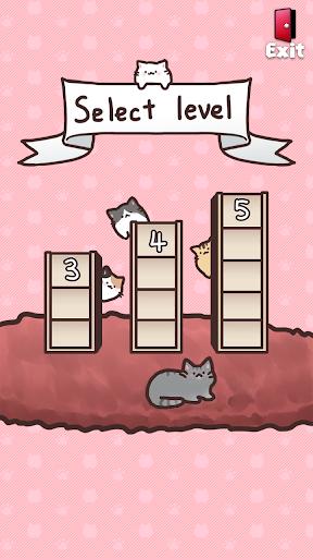 Sort the Cats - Ball Sort Game 1.2.1 screenshots 21