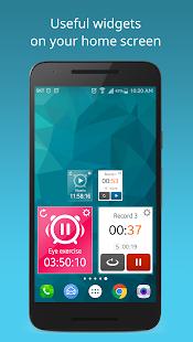 Multi Timer StopWatch Screenshot