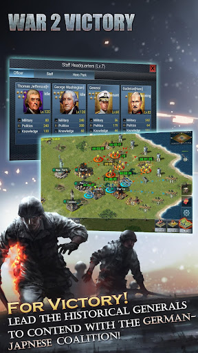 War 2 Victory apktram screenshots 5