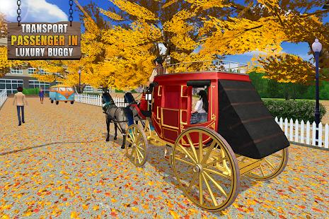 Flying Horse Taxi City Transport: Horse Games 2021 3.0 screenshots 1