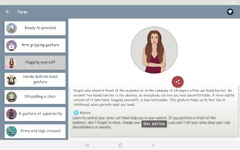 Body language Mod Apk (Pro Features Unlocked) 6