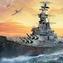WARSHIP BATTLE: 3D World War II icon