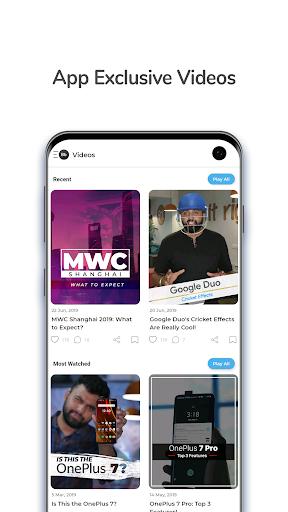 Beebom - Instant Tech News 3.1.14 Screenshots 1