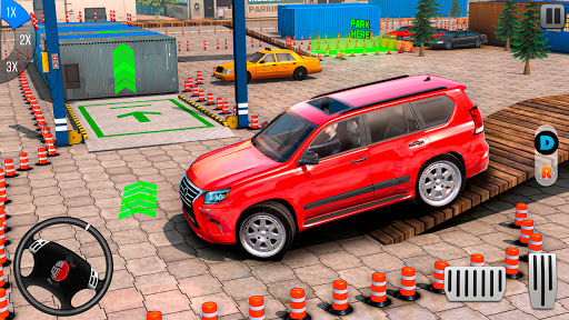 Modern Car Parking 3D & Driving Games - Car Games  screenshots 10