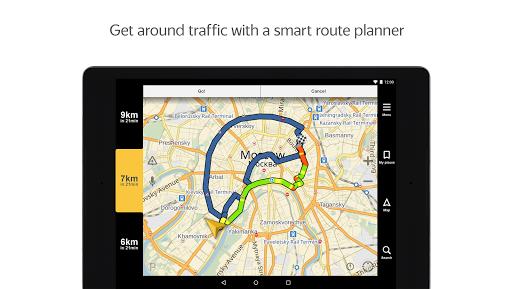 Yandex.Navigator 5.12 Screenshots 5