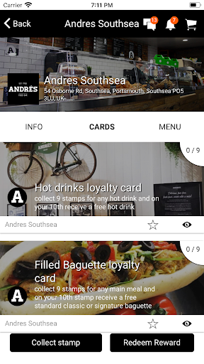 Andre's Food Bar 1.0.9 screenshots 3