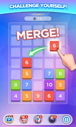 Merge Number Puzzle APK MOD Download 1